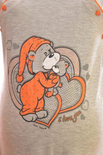 Maternity nightdress  nightwear sleepwear nursing open buttons Size UK10-18 M99