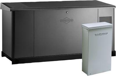 Briggs & Stratton 76180 25kW Standby Generator w/ 200amp Symphony II #76180PKG