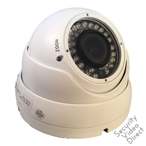 1000TVL SECURITY CAMERA 2.8-12mm DOME TURRET CCTV OUTDOOR IR WDR SONY 1.4MP CMOS