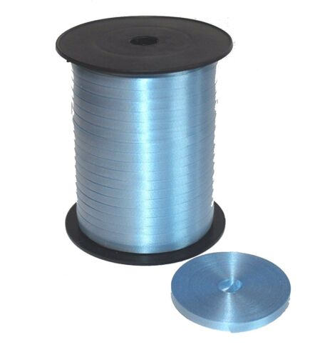 Baby Blue  5mm Curling Ribbon  Chose From 10m-100m for Balloons /& Gift Wrap