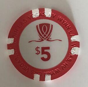 Near Mint $5 Las Vegas Hacienda Casino Chip