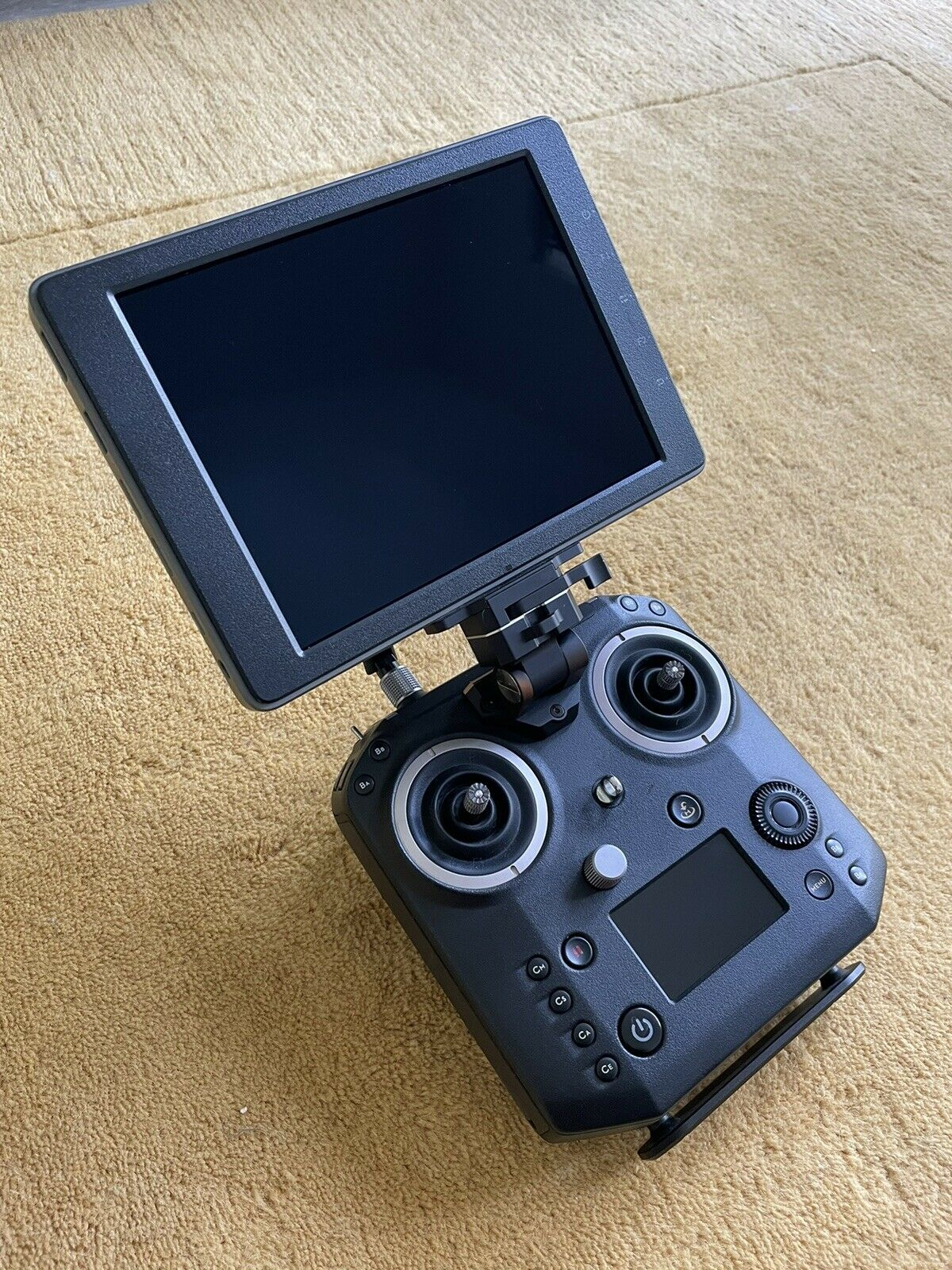 DJI Cendence S with DJI CrystalSky 7.85 Inch Monitor and Batteries