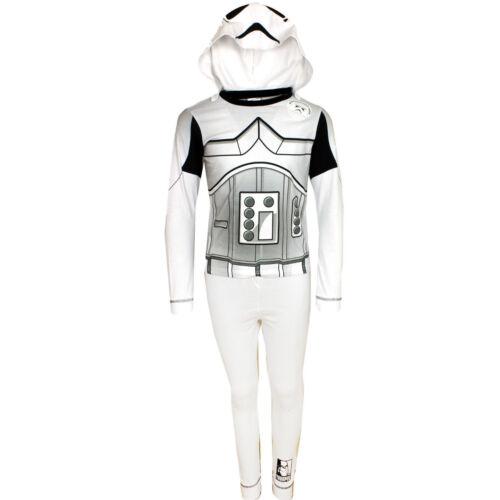 Boys Kids Disney Star Wars Superhero Sublimation Nightwear Pyjama Pj Set Age 2-8