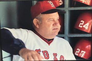 Don-Zimmer-35mm-Baseball-Slide-Boston-Red-Sox-1970-s-Manager-Vtg-A19