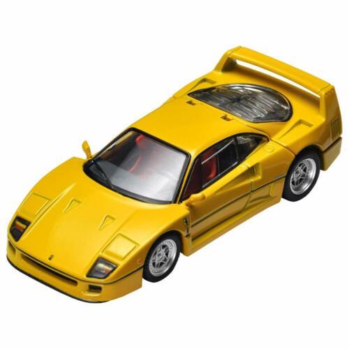 Takara Tomy Mall Original Ferrari F40 Tomica Limited Vintage Neo TLV-NEO Yellow