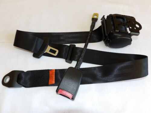 3.5m Length /& 30cm Wire Buckle Ends E4 UK 2x Universal Campervan Bed Seat Belts