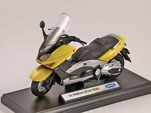Yamaha-XP500-TMAX-1-18-Escala-Modelo-Por-Welly