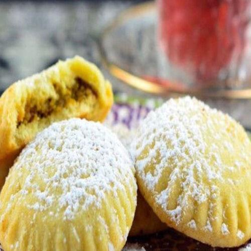 Pistazien Keks Termine Kuchenform Maamoul Kunststoffform 3 Designs in einem
