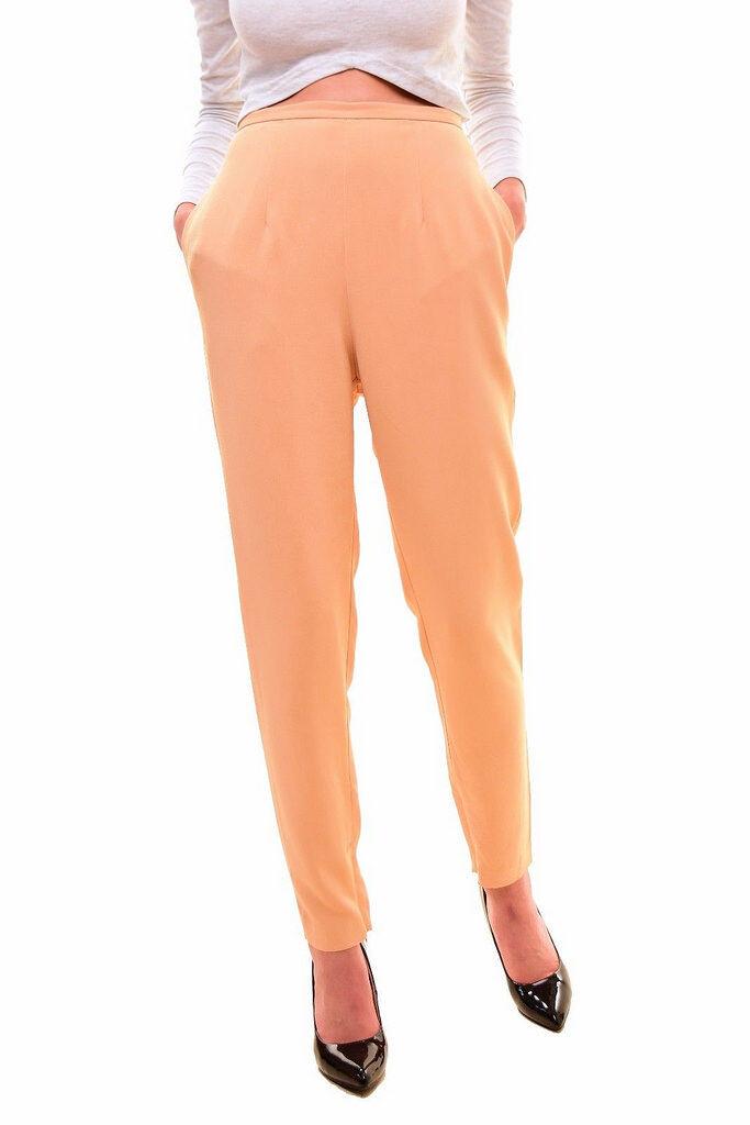 Keepsake Women's In Motion Pants Caramel S RRP  BCF79