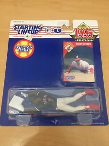 1995 MLB Baseball SLU Starting Lineup Extended KENNY LOFTON Action Figure NIP