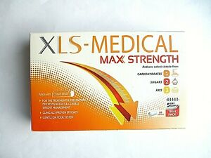 xls-medical max strength 1 month 120 tablets