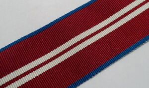 Diamond-Jubilee-Full-Size-Medal-Ribbon-Army-Military-Various-Lengths-New