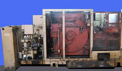 Heavy Equipment, Parts & Attachments #25445 Heavy Equipment Impartial #750-s3 National Five-die Cold Former
