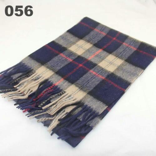 Sale New Vintage Mans Cashmere Wool Warm Striped Scarves Scarf GIFT 34056