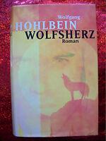 Wolfgang Hohlbein: Wolfsherz (Werwolf)