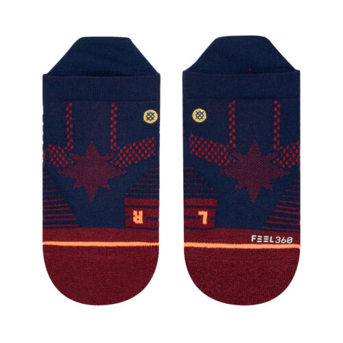 Stance Captain NEW Women/'s Marvel Tab Socks Blue BNWT