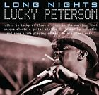 Long Nights by Lucky Peterson (CD, Mar-2016, JSP (UK))