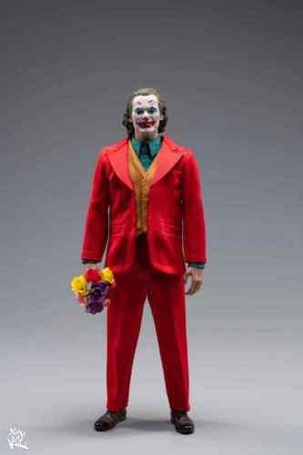 TOYS ERA PE004 1//6 Scale The Comedian Joker Jacques Action Figure Flower Bouquet