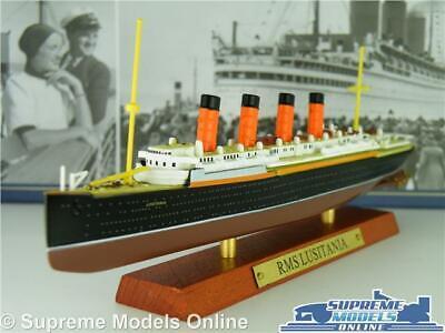 escala 1//1250 Edition atlas RMS Lusitania