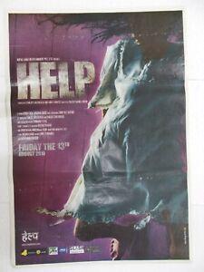 HELP-2010-BOBBY-DEOL-MUGDHA-GODSE-SHREYAS-TALPADE-Rare-Poster-Bollywood-Film