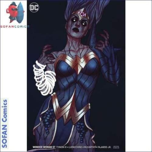 Wonder Woman #57B Frison Variant VF+//NM+