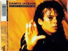 Daimyo Jackson (Michael Jackson-Double) First date in Summerstreet P.. [Maxi-CD]