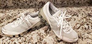 donna Nice Scarpe Silver da taglia Wbite Adidas Clean 378919 running 6 Bounce da awwvtq4
