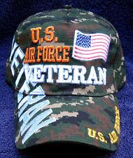 U.S.NAVY VETERAN Cap Hat w//Shadow Blue Camo Military Free Shipping style2