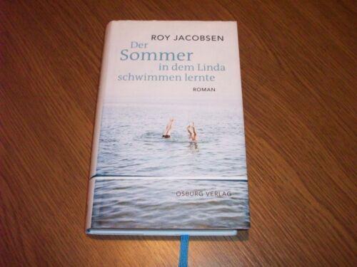 1 von 1 - Der Sommer in dem Linda schwimmen lernte    von Roy Jacobsen