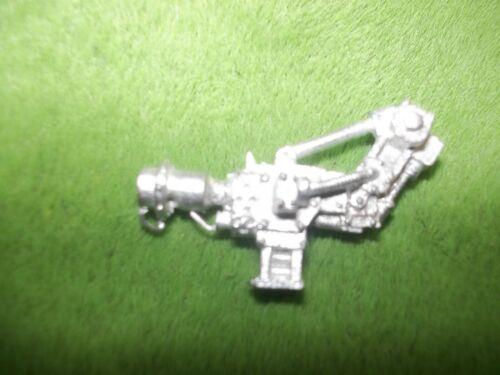 Warhammer 40K Gorkamorka brazo biónico Shoota Lote 2 U