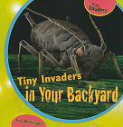 Tiny Invaders in Your Backyard by Lou Bensinger (Paperback / softback, 2010)