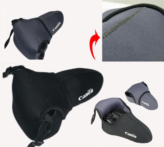 Pro Camera Cover Case Bag for Canon EOS SLR/DSLR W/Grip