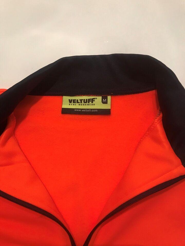 Veltuff Klasse 3 Refleks Sweatshirt