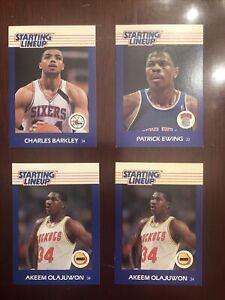 1988 Starting Lineup Basketball Card Lot - 4
