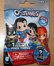 OOSHIES DC COMICS - Series 1 - PENCIL TOPPER - BLIND BAGS - BRAND NEW