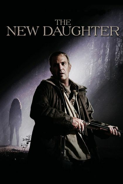 The New Daughter (DVD, 2011) Plays in English, Packaging is Foreign New & Sealed