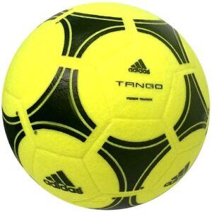 Details Zu Adidas Tango Indoor Training Hallenfussball Filzball Halle Fussball Ball Gelb