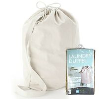 Home Collections™ Solid Non Woven Laundry Duffel Bag - Make Laundry Comfortable on sale