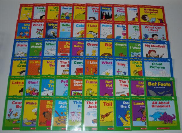 huge set 60 level a b c reading books prek kindergarten preschool