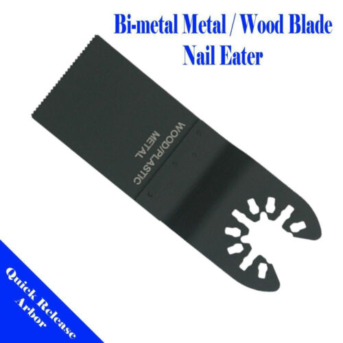 19 Saw Blade Oscillating Multi Tool Porter Cable Dewalt Craftsman Fein Bosch GOP