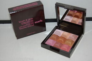 Avon-mark-Touch-amp-Glow-Shimmer-Cream-Cubes-All-Over-Mirrored-Face-Palette-PEARLY