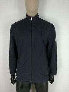 TRUSSARDI-SPORT-Light-Jacket-Cappotto-Giubbotto-Giubbino-Coat-Giacca-Tg-52-Uomo