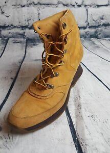 Timberland Women s Amston 6-Inch Boots Wheat Nubuck (Size 8M)  a9f13fe04008