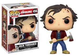 Jack Torrance The Shining Jack Nicholson POP! Movies #456 Vinyl Figur Funko