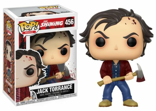 Jack Torrance The Shining Jack Nicholson POP! Movies #456 Vinyl Figur Funko