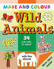 Make and Colour Wild Animals by Clare Beaton (Paperback, 2001)