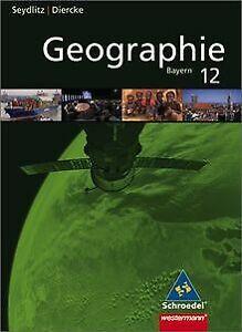 Seydlitz-Diercke-Geographie-Diercke-Seydlitz-Geogra-Buch-Zustand-gut