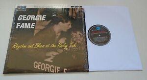 GEORGIE-FAME-Rhythm-amp-Blues-At-The-Ricky-Tick-2014-UK-limited-mono-vinyl-LP