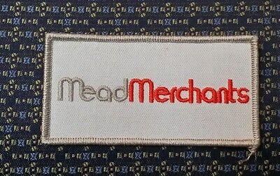 Capable Mead Merchants Eisen Oder Zum Aufnähen Aufnäher