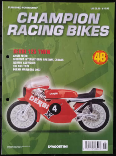 Deagostini Champion Racing Bikes Magazines Extra Issue only 79p